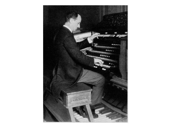 Yon full organ compositions recording